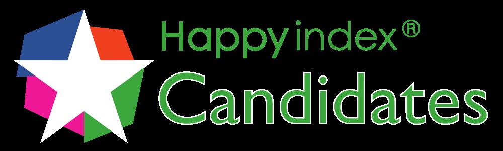 HappyIndex® / Candidates